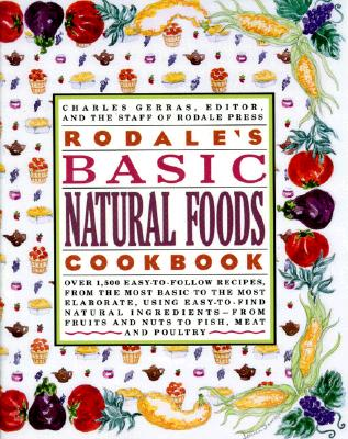 Image for Rodale's Basic Natural Foods Cookbook