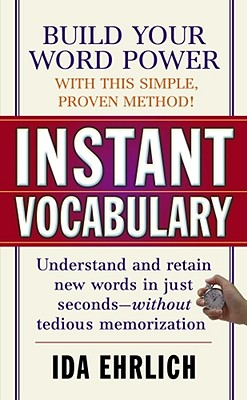 Image for Instant Vocabulary