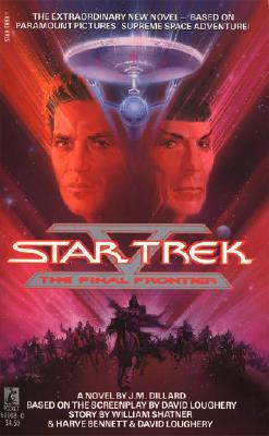 Image for Star Trek V: The Final Frontier