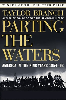 Image for PARTING THE WATERS AMERICA IN THE KING YEARS 1954-63