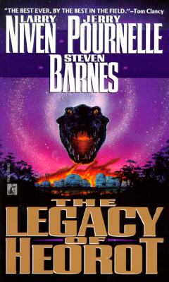 Legacy of Heorot, LARRY NIVEN