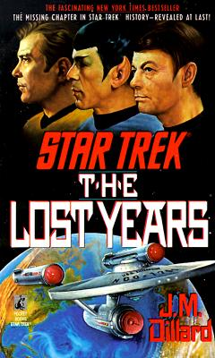 Image for The Lost Years (Star Trek Original Series)