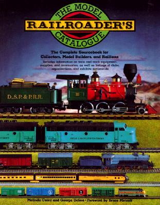Image for Model Railroader's Catalogue: The Complete Sourcebook for Collectors, Model Builders, and Rail Fans