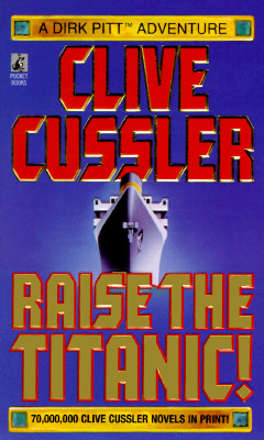 Image for RAISE THE TITANIC (Clive Cussler)