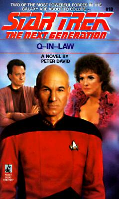 Image for STAR TREK NEXT GEN. #018 Q IN LAW
