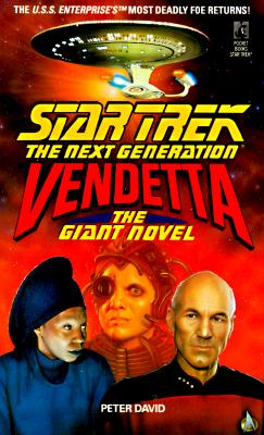 Image for VENDETTA THE GIANT NOVEL STAR TREK NEXT GENERATION