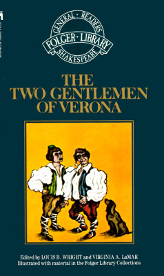 Image for TWO GENTLEMEN OF VERONA
