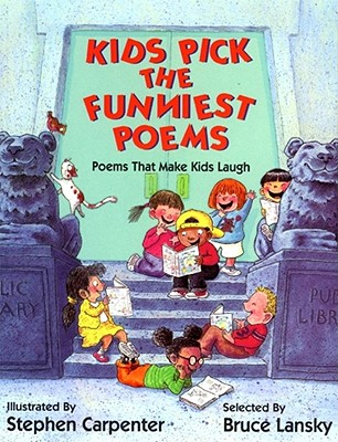 Image for Kids Pick the Funniest Poems