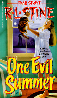 Image for ONE EVIL SUMMER (FEAR STREET 25): ONE EVIL SUMMER (Fear Street)
