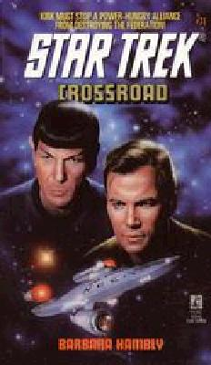 Image for Crossroad (Star Trek, Book 71)