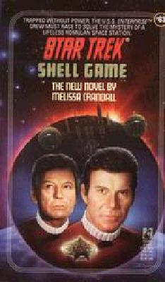 Shell Game (Star Trek, Book 63), MELISSA CRANDALL