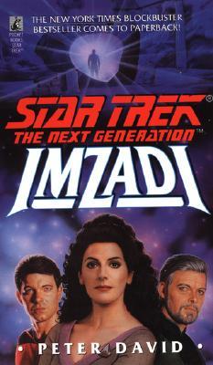 Image for Star Trek: The Next Generation: Imzadi