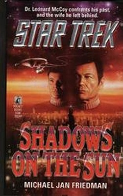 Image for Shadows on the Sun (Star Trek)