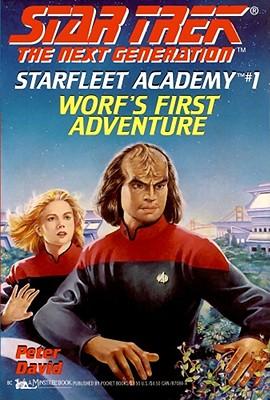 Image for Worf's First Adventure (Star Trek The Next Generation Starfleet Academy #1)