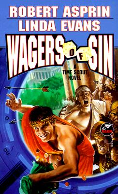 Image for Wagers of Sin (A Time Scout Novel)