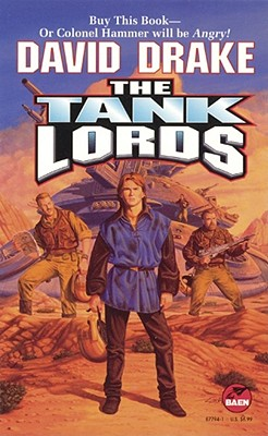 Image for The Tank Lords (BAEN)