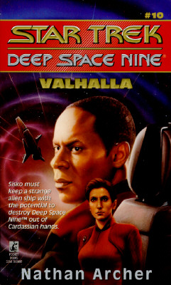 Image for Valhalla (Star Trek Deep Space 9 #10)