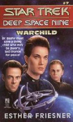 Image for ST/DEEP SPACE NINE #007 WARCHILD