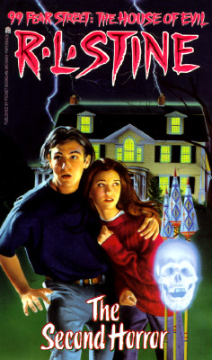 Image for The Second Horror (99 Fear Street)