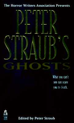 Image for The Horror Writers Association Presents Peter Straub's Ghosts