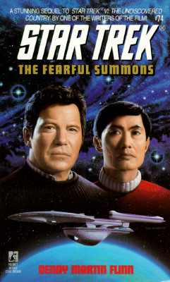 Image for The Fearful Summons (Star Trek: Book 74)