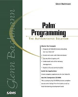 Image for Palm Programming
