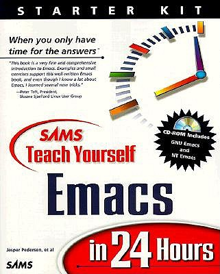 Image for Sams Teach Yourself Emacs in 24 Hours
