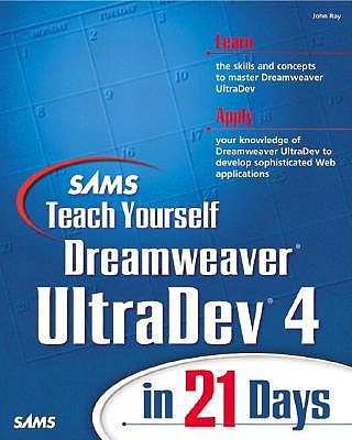 Image for Sams Teach Yourself Dreamweaver UltraDev 4 in 21 Days
