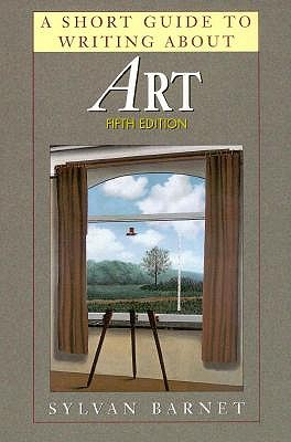 Image for A Short Guide to Writing About Art (Short Guide Series)