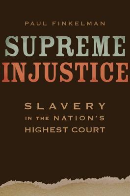 Image for Supreme Injustice