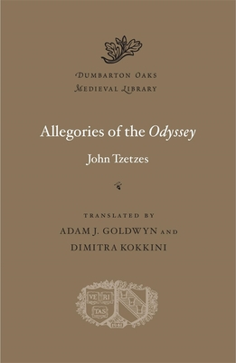 Image for Allegories of the Odyssey (Dumbarton Oaks Medieval Library)