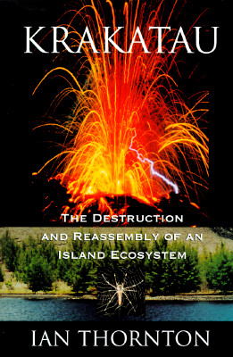 Image for Krakatau: The Destruction and Reassembly of an Island Ecosystem