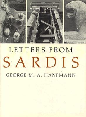 Image for Letters from Sardis (Archaeological Exploration of Sardis)