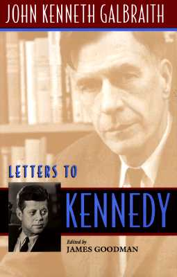 Image for Letters to Kennedy