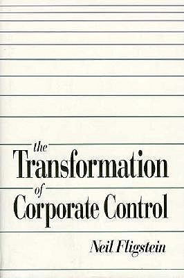 Image for The Transformation of Corporate Control