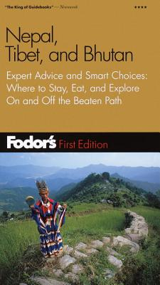 Image for Fodors Nepal, Tibet, and Bhutan