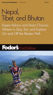Image for Fodors Nepal, Tibet, and Bhutan