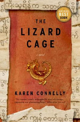Image for The Lizard Cage