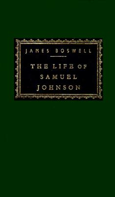 The Life of Samuel Johnson (Everyman's Library), JAMES BOSWELL