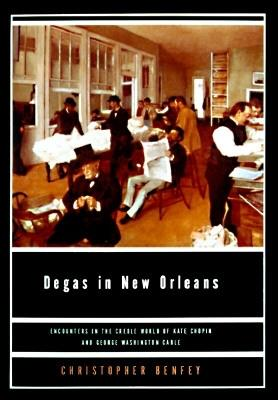Image for DEGAS IN NEW ORLEANS