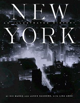 Image for NEW YORK AN ILLUSTRATED HISTORY