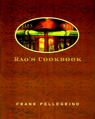 Image for Rao's Cookbook: Over 100 Years of Italian Home Cooking