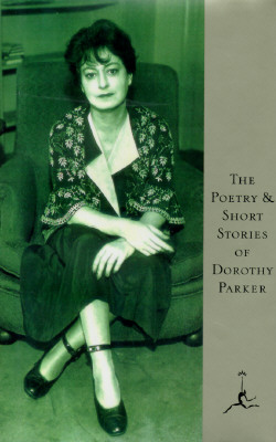 Image for The Poetry and Short Stories of Dorothy Parker (Modern Library)