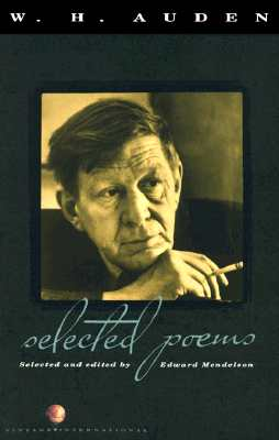 Image for W.H. Auden: Selected Poems