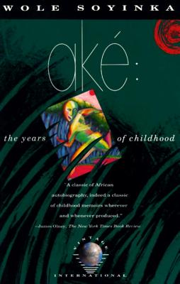 Image for Ake: The Years of Childhood