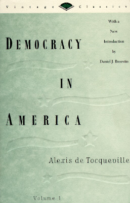 Image for Democracy in America, Volume 1 (Vintage Classics)