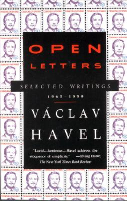 "Image for ""Open Letters: Selected Writings, 1965-1990"""