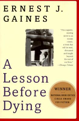 Image for A Lesson Before Dying (Vintage Contemporaries)