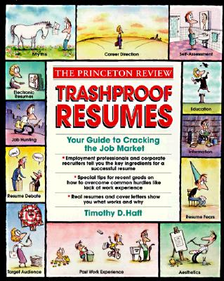 Image for Trashproof Resumes (Princeton Review)