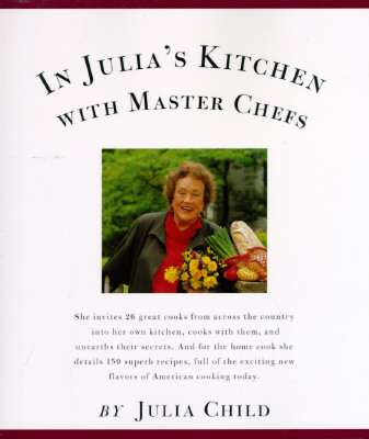 Image for In Julia's Kitchen with Master Chefs